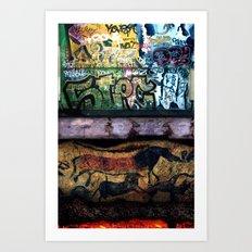 Tag Art Print