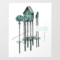 Home - ANALOG Zine Art Print