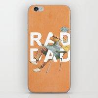 Rad Dad iPhone & iPod Skin