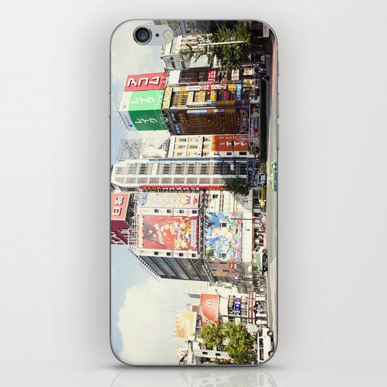 Tokyo Candyland Colors iPhone & iPod Skin