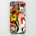 Abstract Funky Pattern iPhone & iPod Case