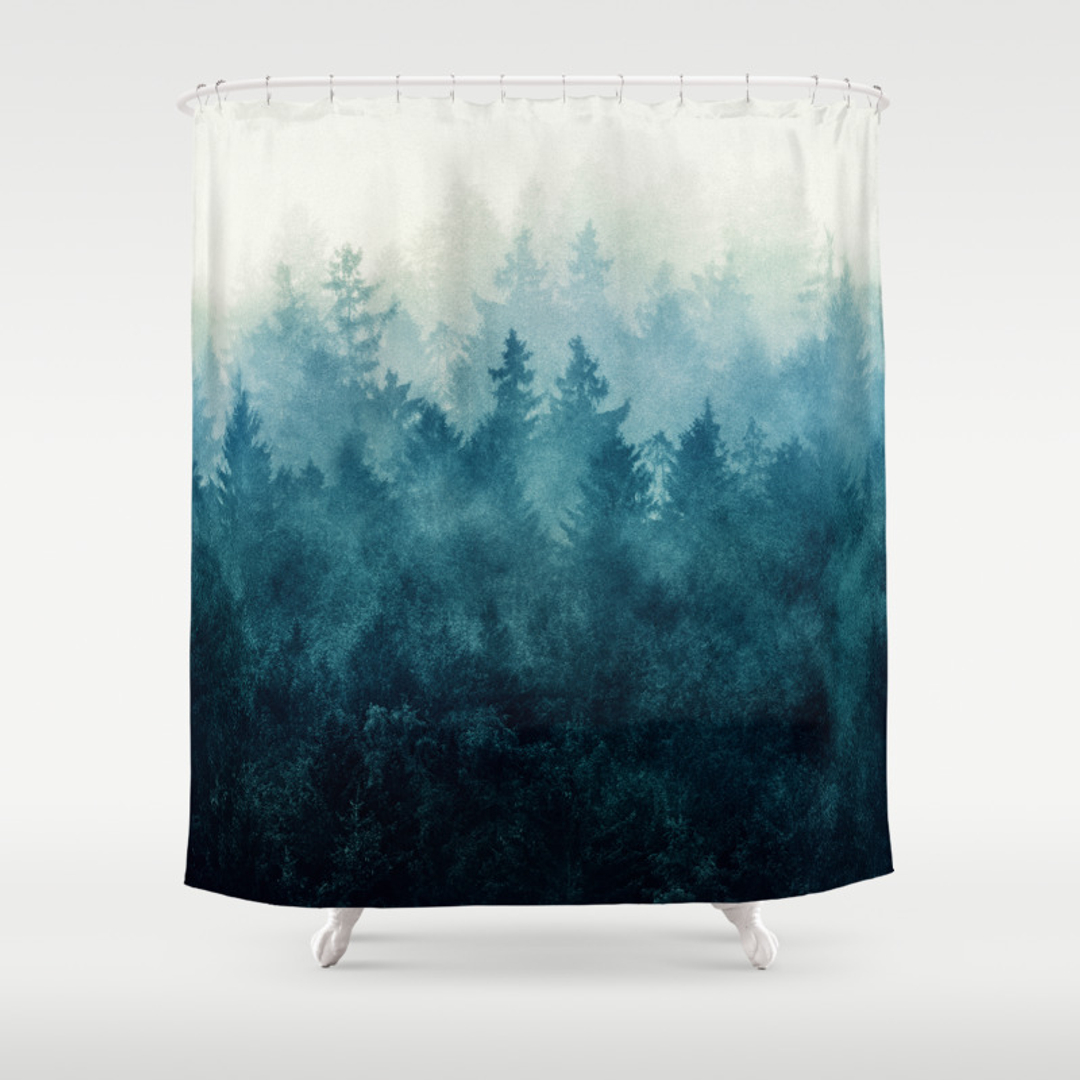 Popular Shower Curtains In Photography Society6