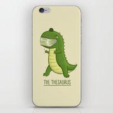 The Thesaurus iPhone & iPod Skin