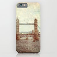 iPhone & iPod Case featuring Tower Bridge 2 by Christine Workman