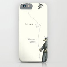 tempus fugit iPhone 6 Slim Case