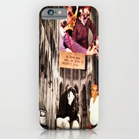 iPhone & iPod Case featuring We heart you; but we have to SUBVERT you by oldsilverwargun