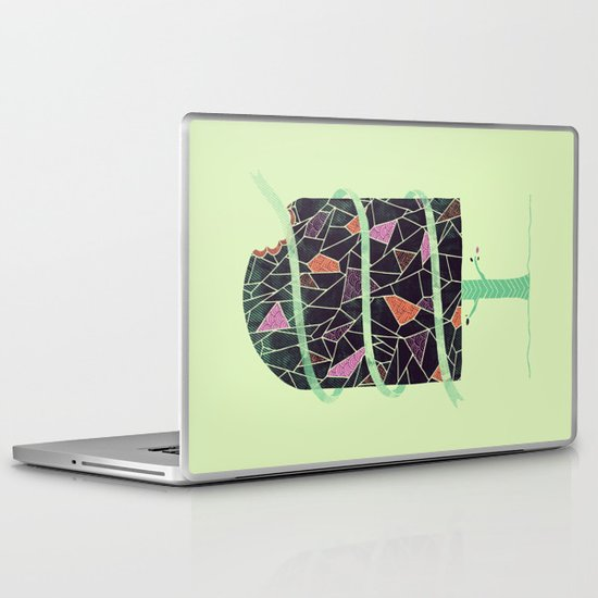 Winter Tree Laptop & iPad Skin