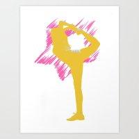 Just Dance! Art Print