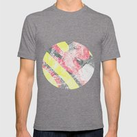 S1 Mens Fitted Tee Tri-Grey SMALL
