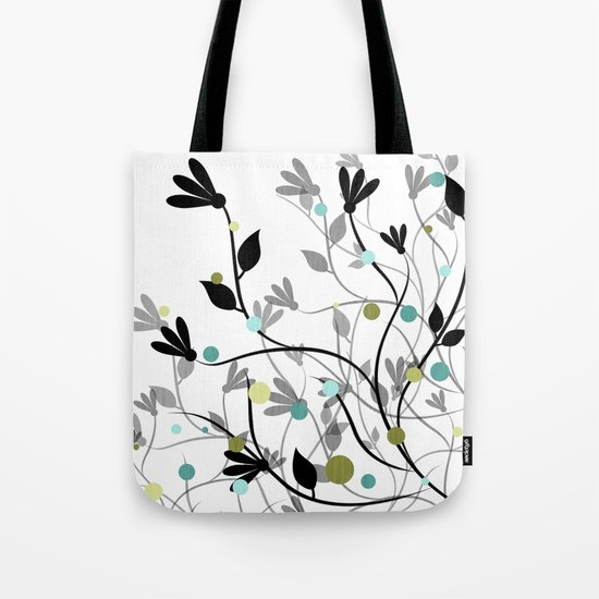 Blissful Breeze Tote Bag