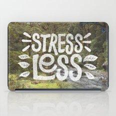 Stress Less iPad Case