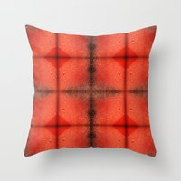 W Is For Water Throw Pillow