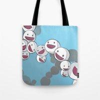 Colony  Tote Bag
