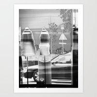 Waiting 23 Art Print