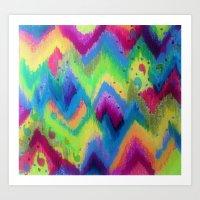 BOLD QUOTATION 2 - Color… Art Print