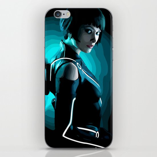 Quorra iPhone & iPod Skin