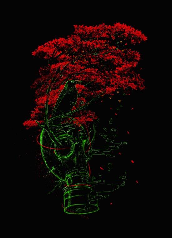 Breath II Art Print