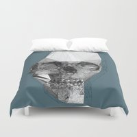 Out of yourself  Duvet Cover