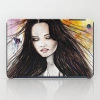 Ariane Watercolour  iPad Case