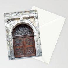Dutch door Stationery Cards