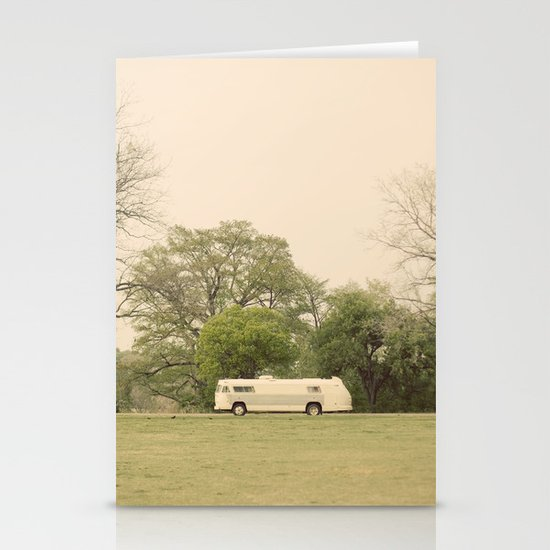 lost in the trees::austin Stationery Card