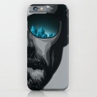 iPhone & iPod Case featuring Breaking Bad Heisenberg by Ciaran Monaghan Art