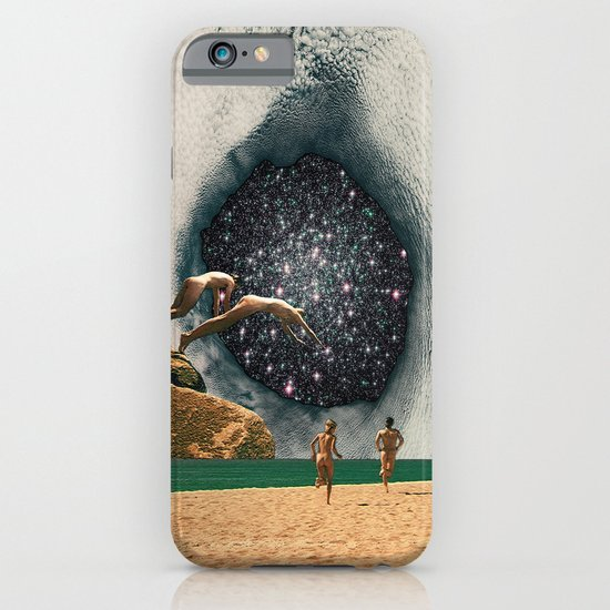 Catch the Wormhole of 3:45 PM iPhone & iPod Case
