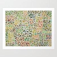 Abstract 16 Art Print