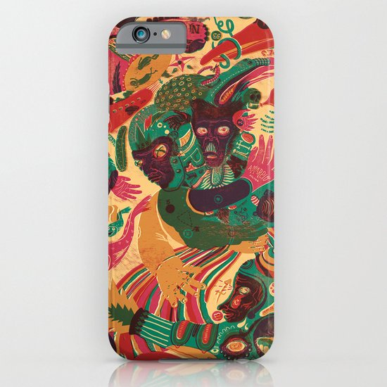 Sense Improvisation iPhone & iPod Case