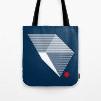 V like V Tote Bag