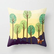 Arbora Throw Pillow