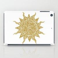 Mosaic Sun iPad Case