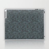 Skulled Laptop & iPad Skin