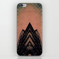 Graphic Building iPhone & iPod Skin