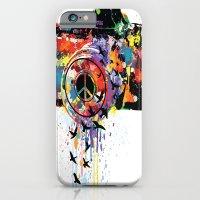 Paint DSLR iPhone 6 Slim Case