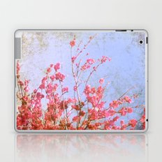 Pink Blossom Laptop & iPad Skin