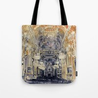 Opera De Paris Tote Bag