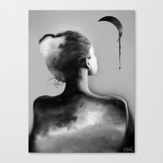 FELL INTO A DREAM Canvas Print