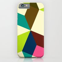 iPhone & iPod Case featuring Boxy Music (2010) by Gary Andrew Clarke