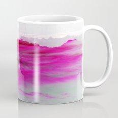 Purple Clouds Red Mountain Mug