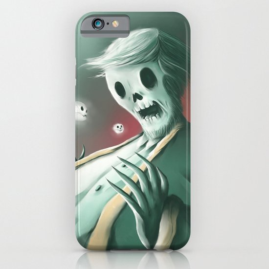 The haunted thoughts iPhone & iPod Case