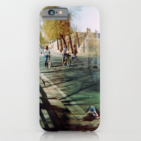 Paris in the Spring Time 2 iPhone & iPod Case