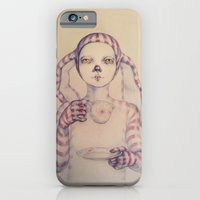 iPhone & iPod Case featuring Tea? by Zina Nedelcheva