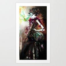 Phoenix 1 Art Print