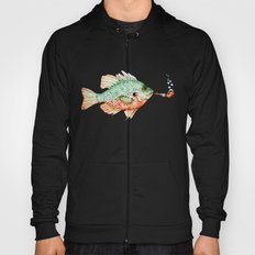 River Sunfish with a Pipe Hoody