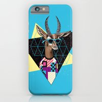 iPhone & iPod Case featuring Teen Line by Steve Wierth
