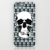 Skull Print iPhone 6 Slim Case