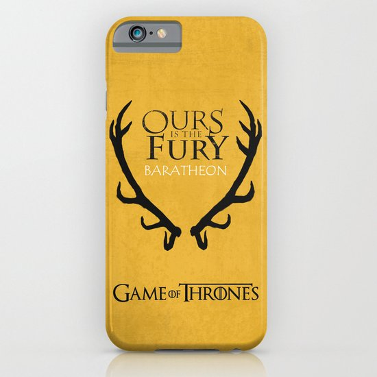 Game Of Thrones 04 iPhone & iPod Case