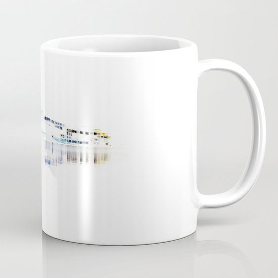 white harbor I. Mug