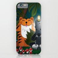 iPhone & iPod Case featuring OMMMM! (Sweet ohm) by Alex.Raveland...robot.design.digital.art